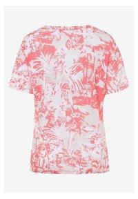 BRAX - Print T-shirt - red - 6