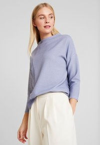 Opus - GEMOLI - Sweatshirt - morning blue - 0