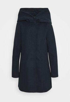 VICANA HOOD  - Krátký kabát - navy blazer