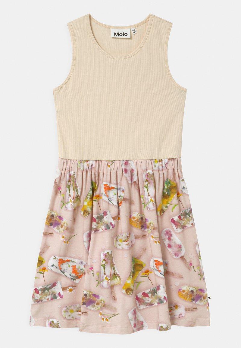 Molo - COLLEEN - Žerzejové šaty - light pink