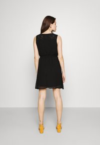 ONLY - ONLLINA DRESS - Cocktail dress / Party dress - black - 2