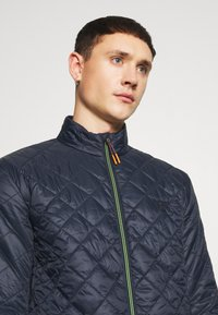 Barbour Beacon - KARL BOX QUILT - Light jacket - navy - 4