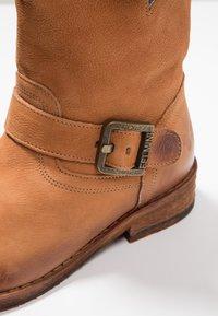 Felmini - GREDO - Cowboy/biker ankle boot - pacific cuoro - 2