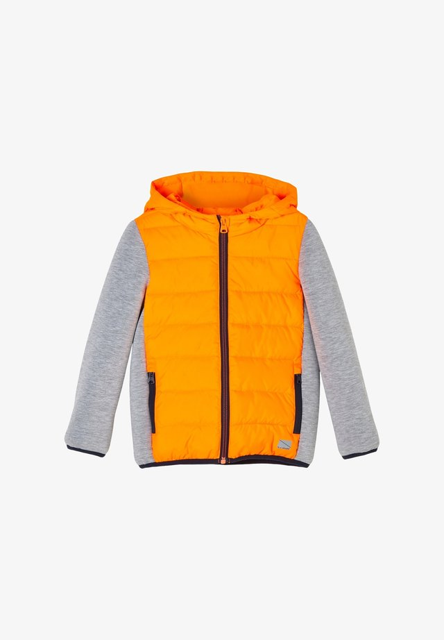Light jacket - neon orange