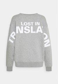 CLOSED - WOMENS - Sweatshirt - grey heather melange - 8