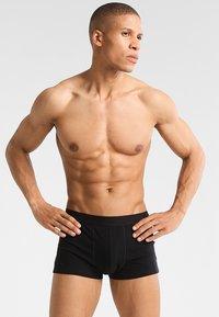 Zalando Essentials - 3 PACK - Underkläder - black - 1