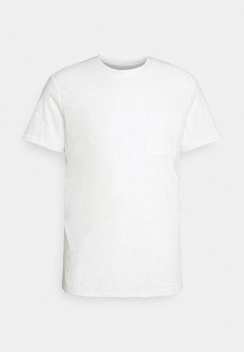 ASPEN TEE - Basic T-shirt - egg white