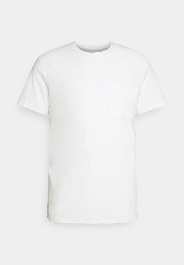 ASPEN TEE - T-shirt basic - egg white