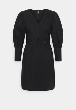 PCSEBORAH DRESS - Day dress - black