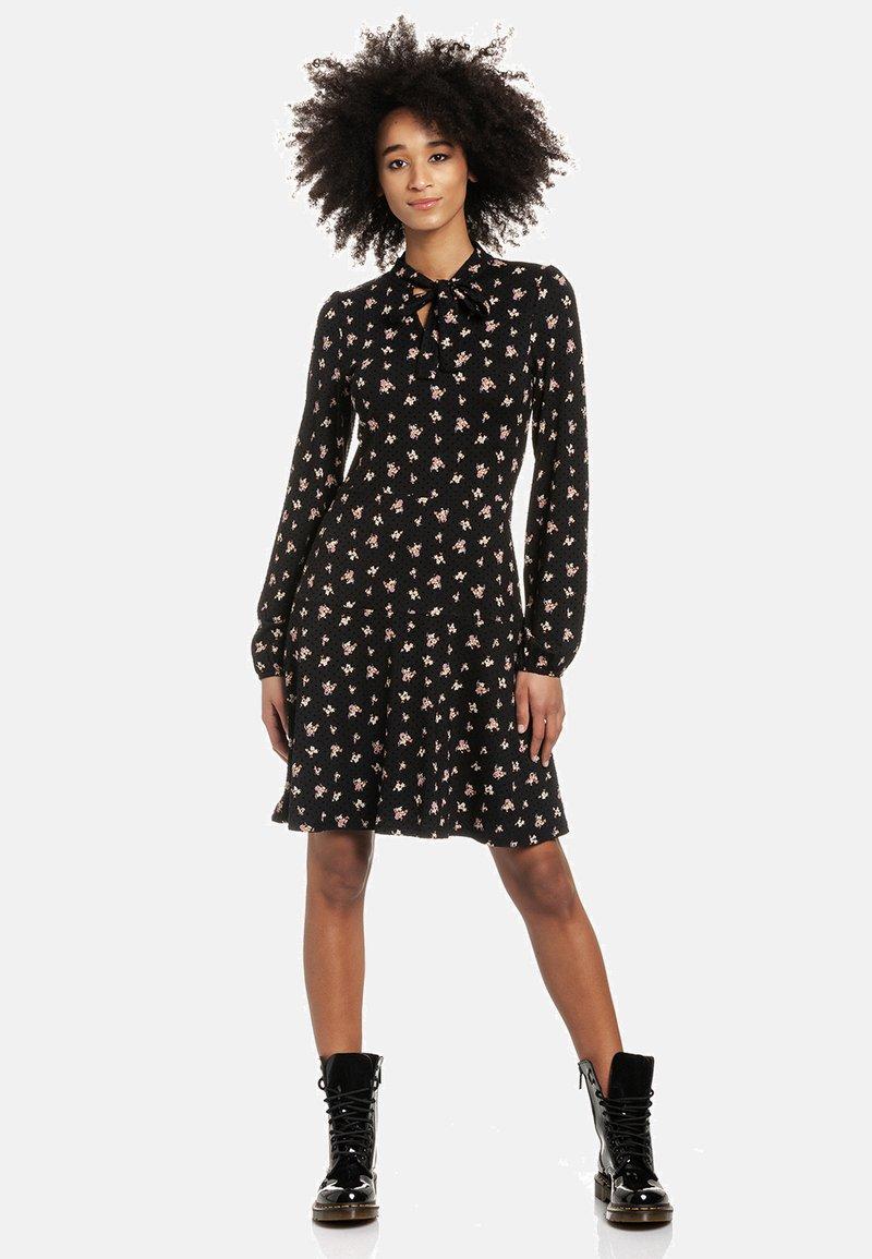 Vive Maria - Day dress - schwarz allover