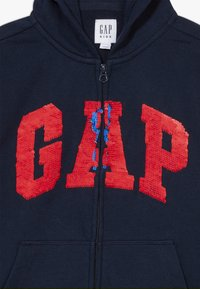 GAP - BOY FLIPPY ARCH  - Zip-up hoodie - blue galaxy - 2