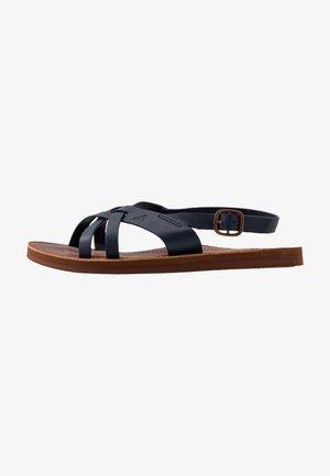 TONYA  - Sandals - navy