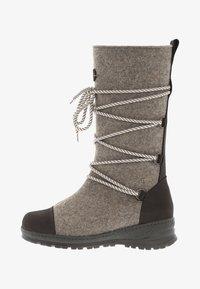 Pomar - SAANA GORE-TEX - Snowboots  - beige - 1