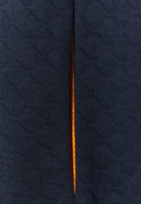 Jack & Jones - JCOCUT ZIP BASEBALLPS - Felpa aperta - navy blazer - 2