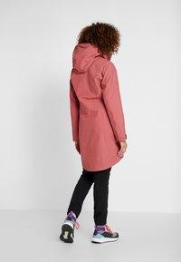 Didriksons - AGNES WOMENS COAT - Parka - pink blush - 2