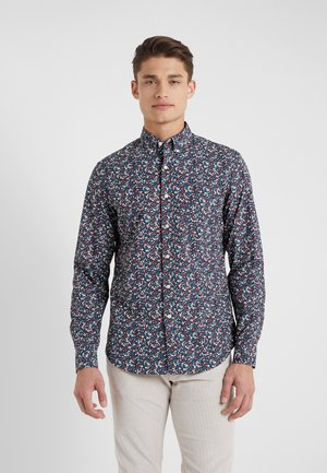 SECRET SLIM FIT - Hemd - botanic garden flower