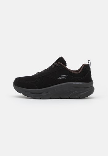 D'LUX WALKER - Sneakers laag - black