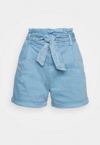 LTB - DORLA - Shorts - bonnie blue wash - 3