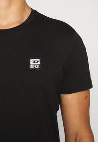 Diesel - T-DIEGOS-K30 - Basic T-shirt - black - 5