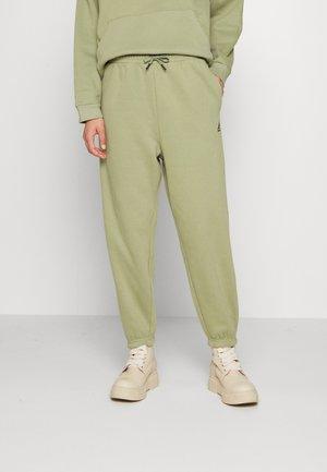 FLORIDA JOGGER - Teplákové kalhoty - oill green