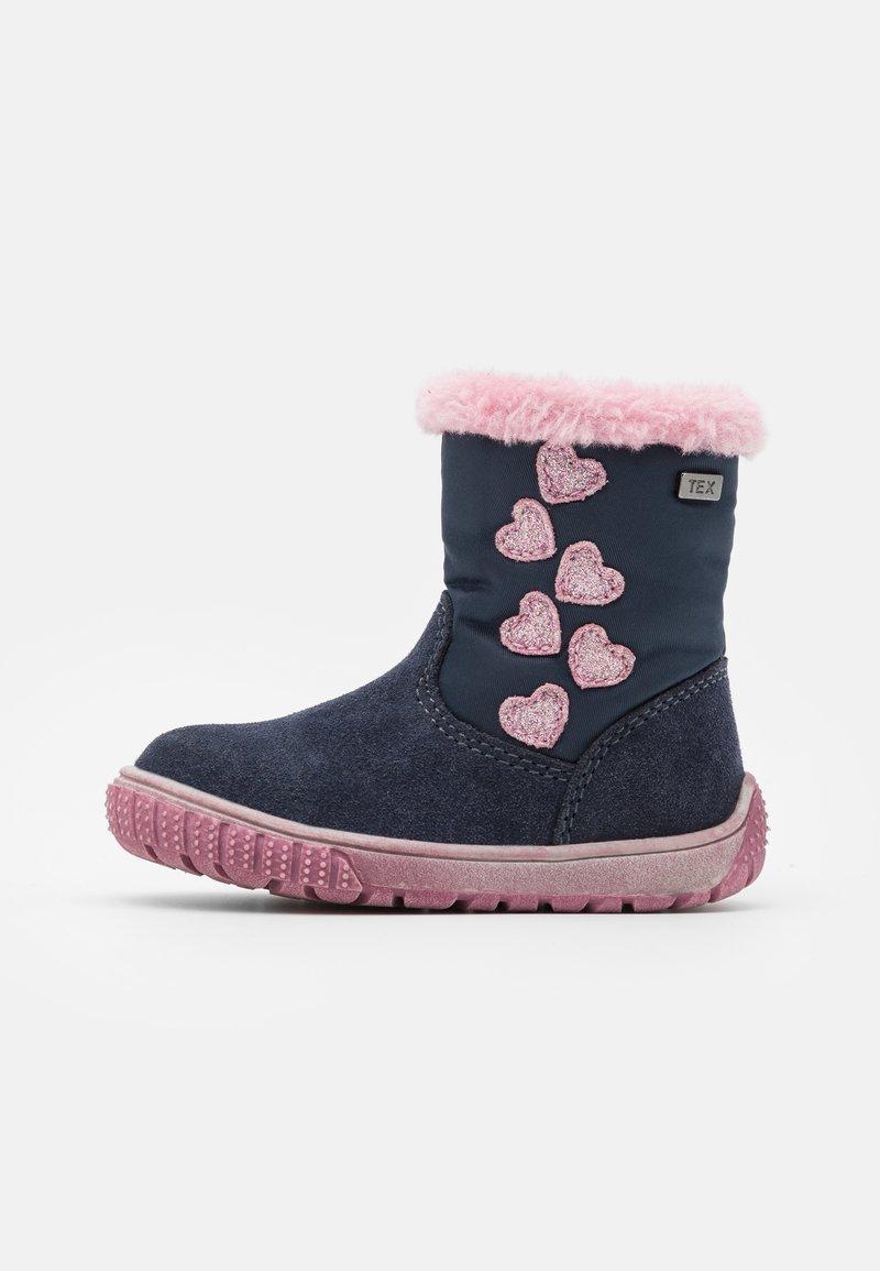 Lurchi - JOLA TEX - Winter boots - navy