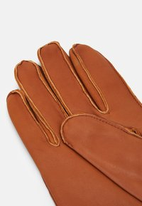 J.LINDEBERG - MILO GLOVE - Gloves - cognac - 1