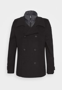 TOM TAILOR DENIM - CABAN - Short coat - black - 5
