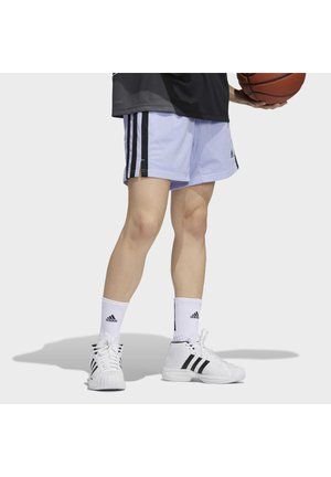 BASKETBALL AEROREADY SHORTS - Sports shorts - violet tone/black