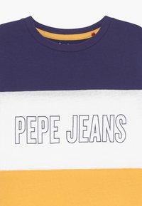 Pepe Jeans - HARVEY - Print T-shirt - scout blue - 3