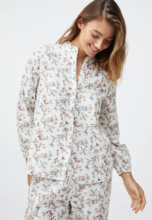 DITSY FLORAL - Pyjama top - white