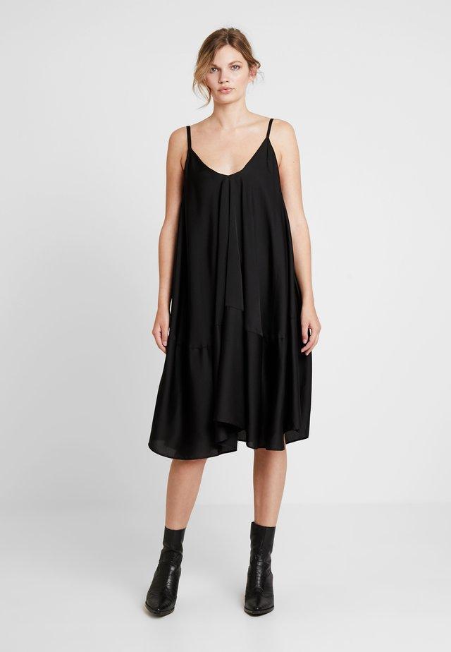 GRACELYN DRESS - Vestito estivo - black