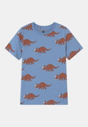 MAX - Print T-shirt - dusk blue