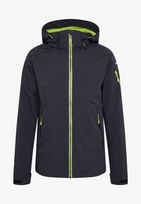 Icepeak - BARLING - Soft shell jacket - green - 4