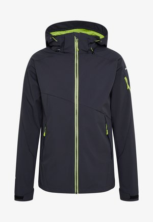BARLING - Giacca softshell - green