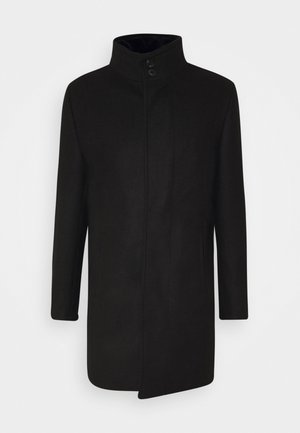 COAT FLIGHT  - Kappa / rock - black