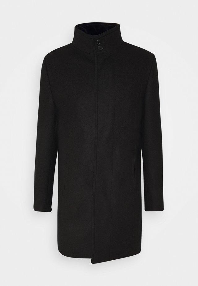 COAT FLIGHT  - Manteau classique - black