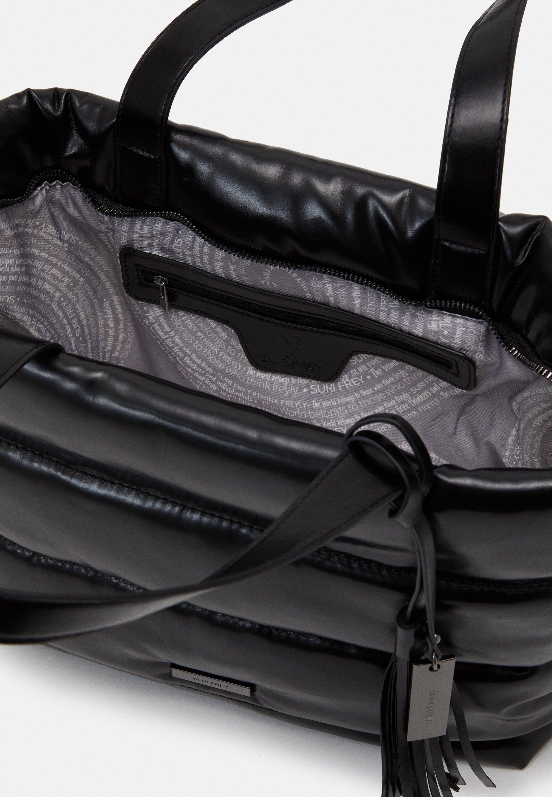 Suri Frey Label Shelley - Shopping Bag Black/schwarz