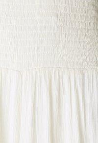 Vero Moda - VMGRACEY WIDE PANTS - Pyjama bottoms - birch - 2