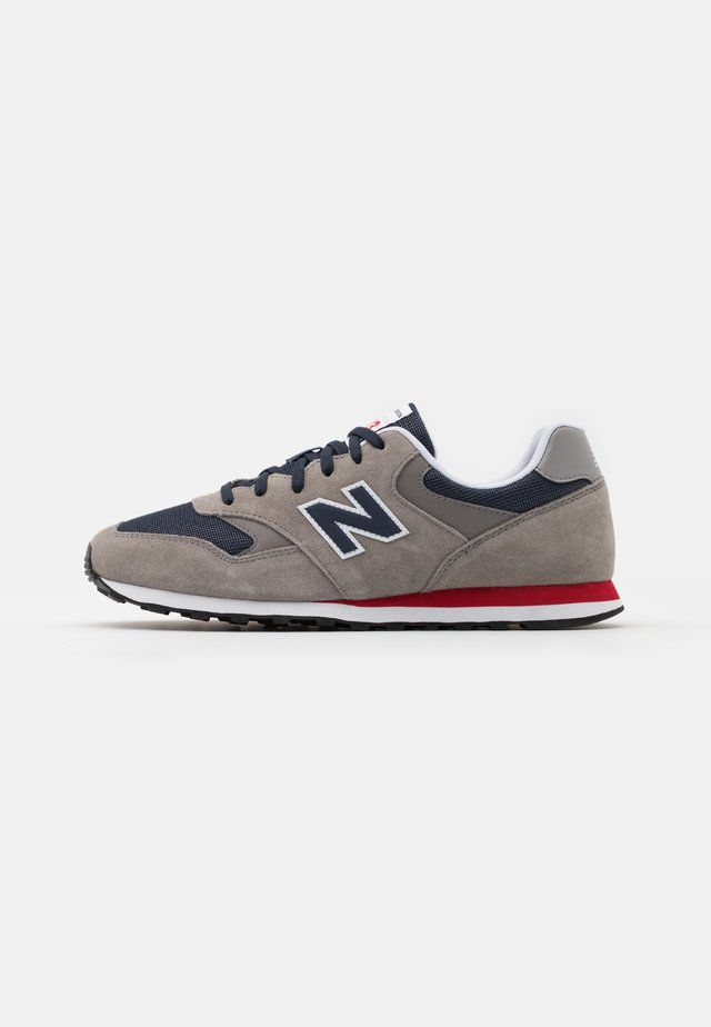 ML393 - Baskets basses - grey