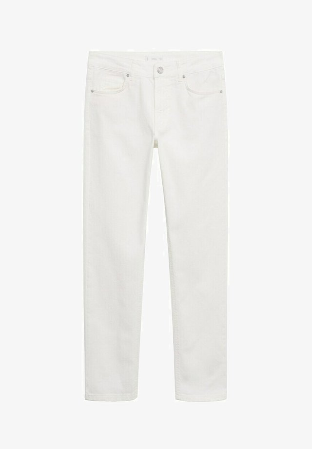 SLIM FIT - Slim fit jeans - weiß