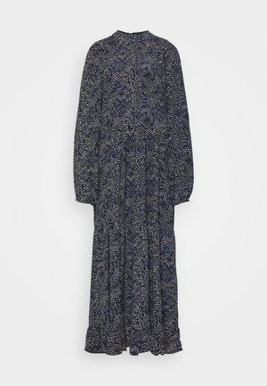 YASSOFFI LONG DRESS - Robe d'été - twilight blue