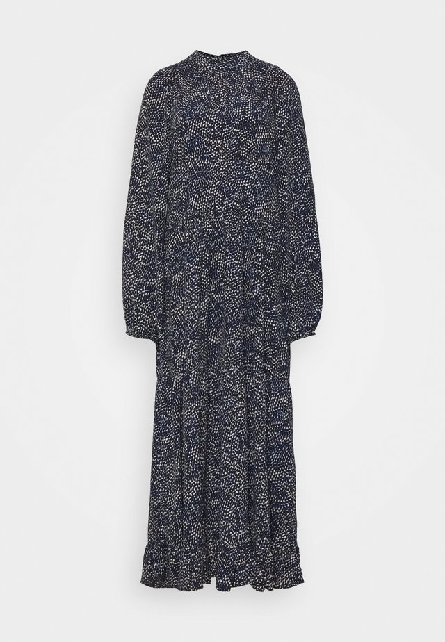 YASSOFFI LONG DRESS - Sukienka letnia - twilight blue