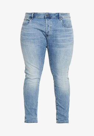 3301 SLIM - Slim fit jeans - light indigo aged