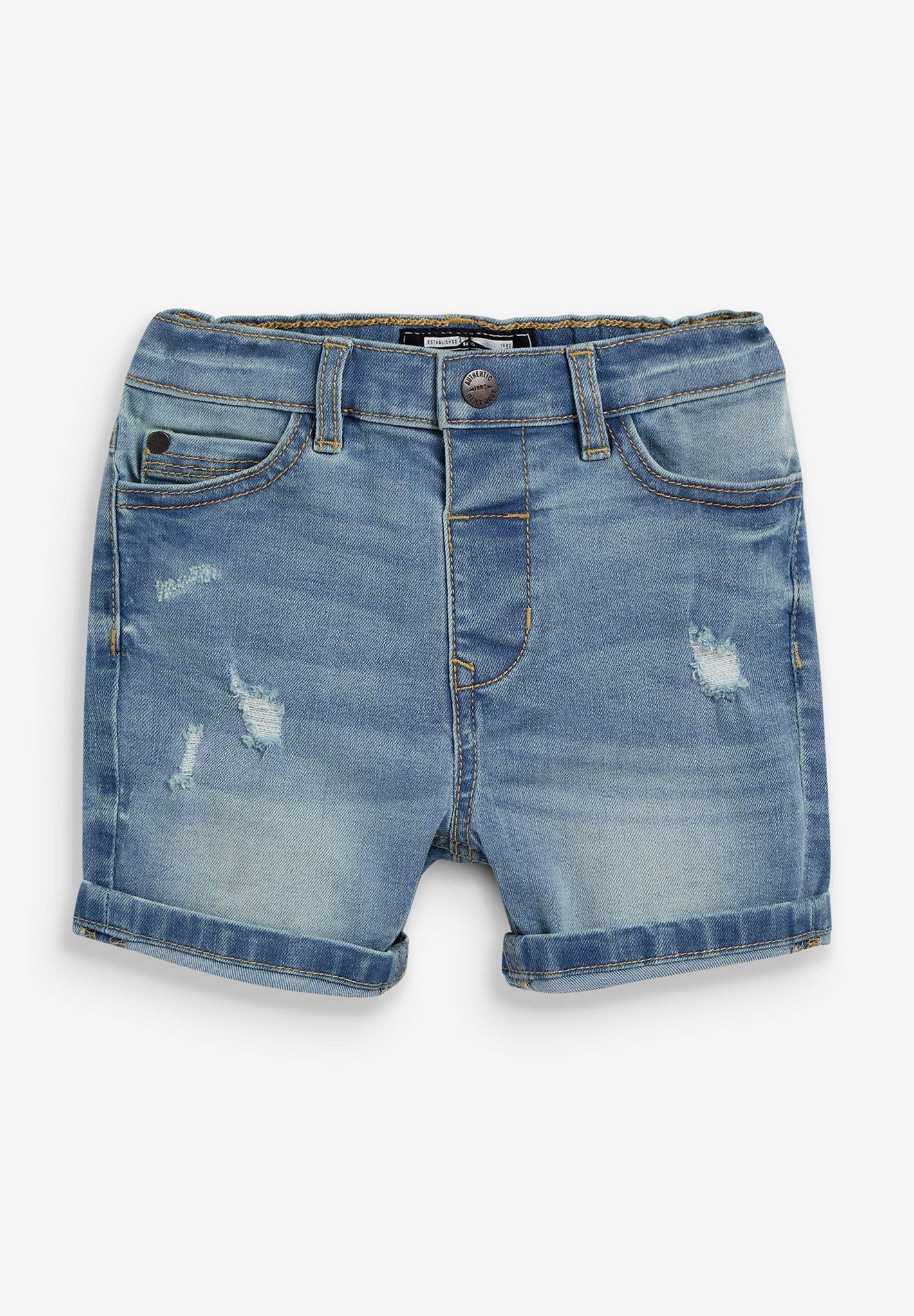 Kinder DISTRESSED - Jeans Shorts