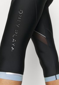 ONLY Play - ONPPERFORMANCE BIKE - 3/4 Sporthose - black/gray mist - 4