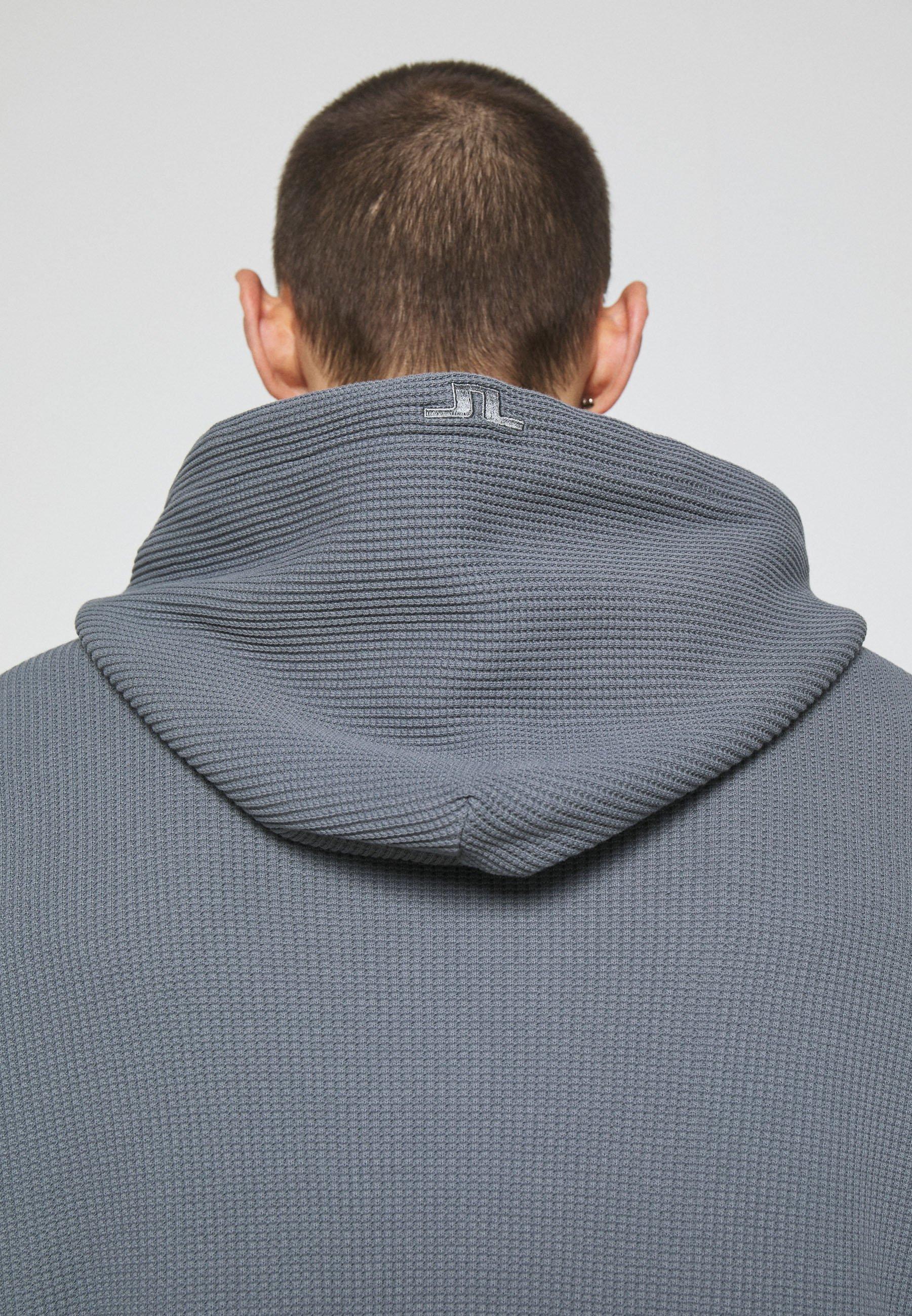Herren HURL WAFFLE HOODIE - Sweatshirt