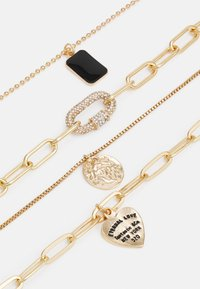 Fire & Glory - GLAMMI COMBI NECKLACE - Necklace - gold-coloured - 2