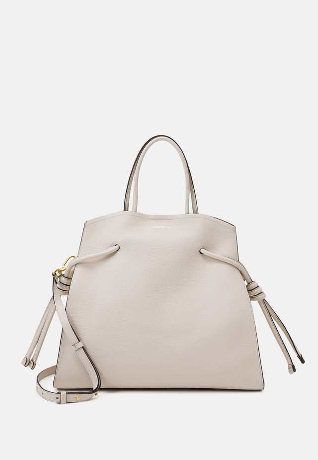 ALLURE - Shopping bags - white