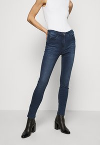 Patrizia Pepe - Jeans Skinny Fit - night blue wash - 0