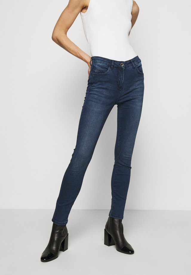 Jeans Skinny Fit - night blue wash